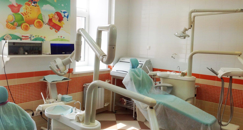 Отделочные работы медицинских центров