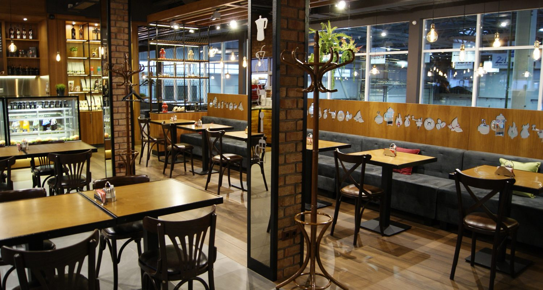 Отделочные работы кафе, ресторанов Тверь